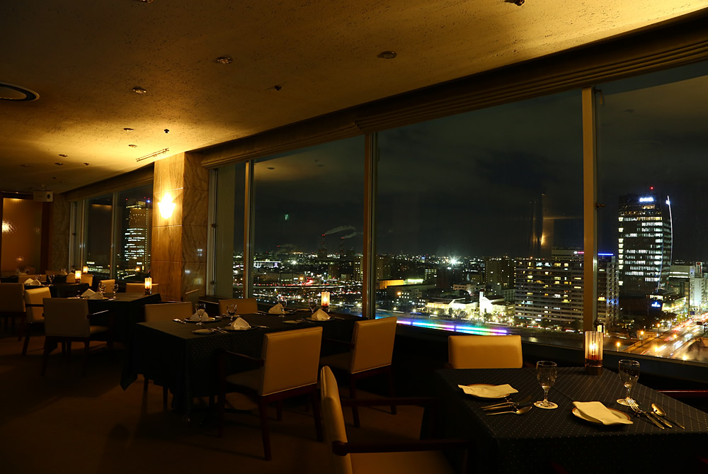 大分 夜景 レストラン